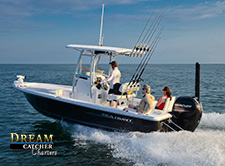 Sea Hunt bay boat 22 bx br