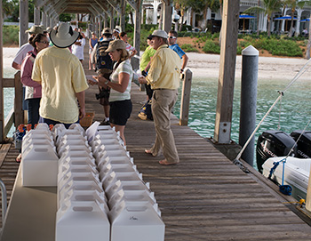 Key West groups getting ready to go fishing.